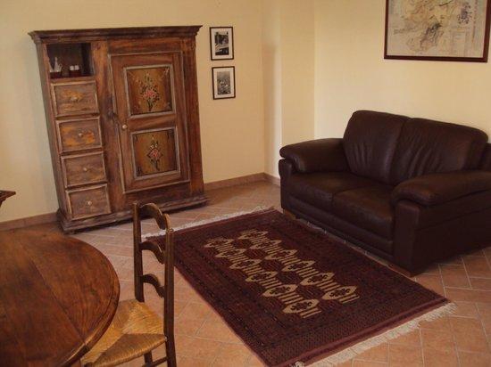 Tenuta Pantano Borghese: Our room