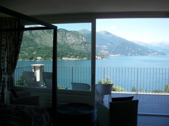 The Wall Opens to the Balcony - Picture of Borgo Le Terrazze ...