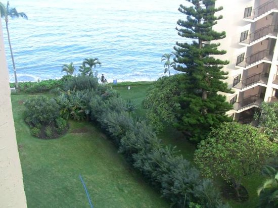 Royal Kahana : View from the 8th Floor