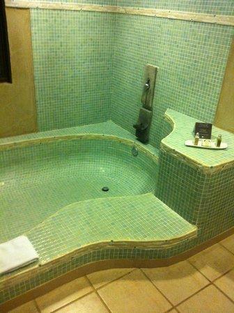 Cala Luna Luxury Boutique Hotel & Villas: Hotel Bathroom
