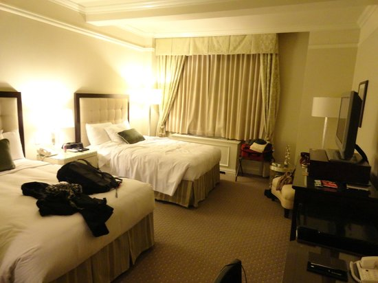 "Warwick New York: ""Premier Plus"" double room"