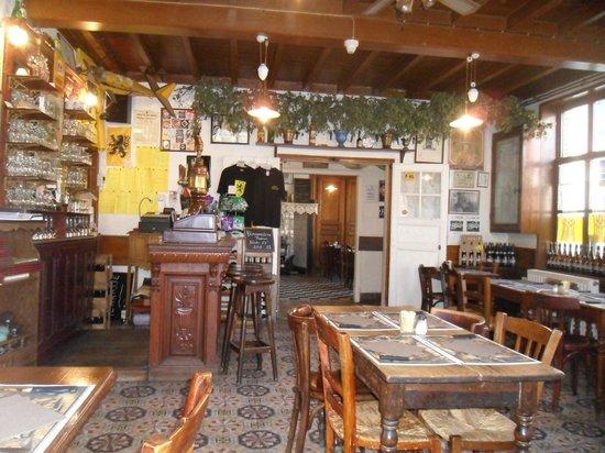 Godewaersvelde, ฝรั่งเศส: l'intérieur