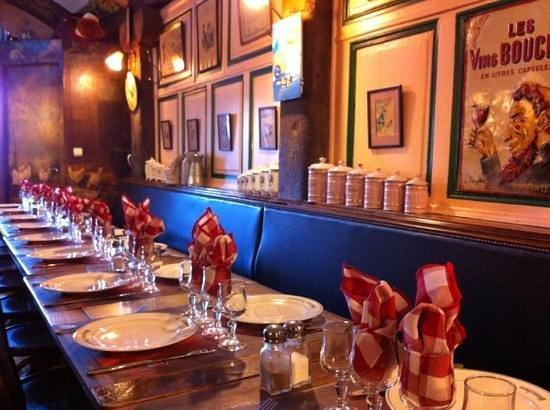 Chez Chabert Lyon Vieux Lyon Quarantaine Restaurant