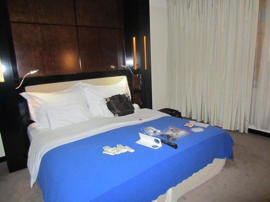 Maximilian Hotel: Comfortable beds