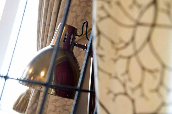 The Devonshire Arms: Design touches