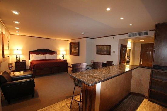 Reserve Casino Hotel: Aspen Suite