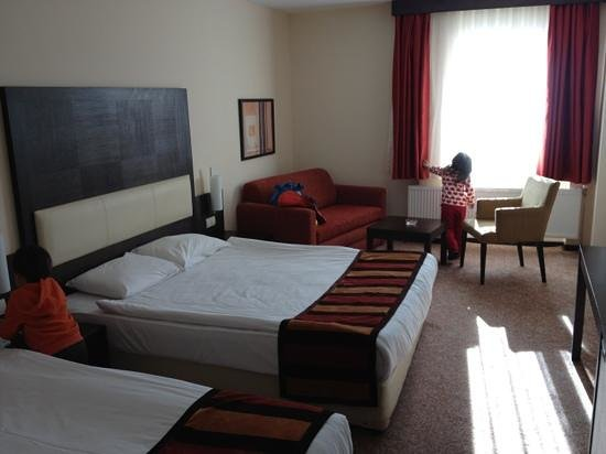 Karinna Hotel Uludag: Standart room