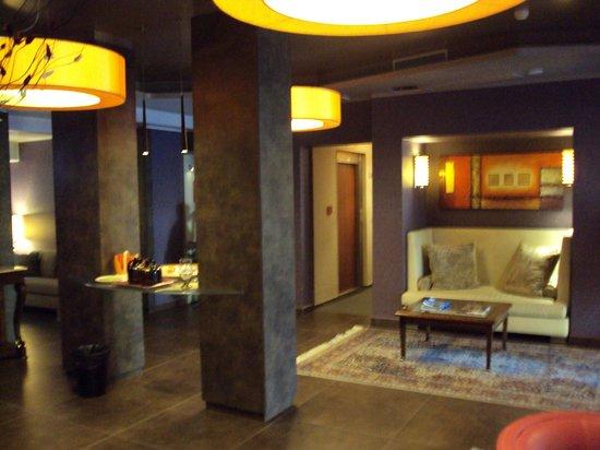 Comfort Hotel Roma Airport Fiumicino : Lobby