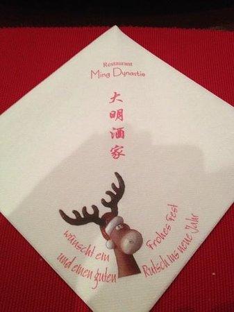 Ming Dynastie: Weihnachten