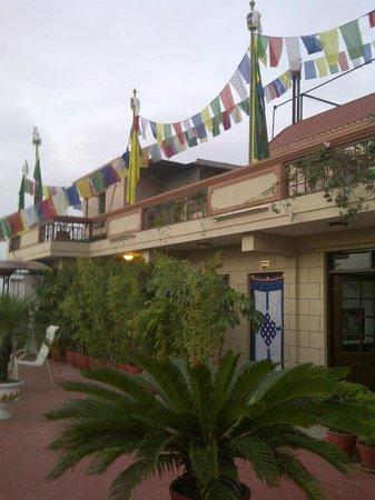Hotel Tibet Roof