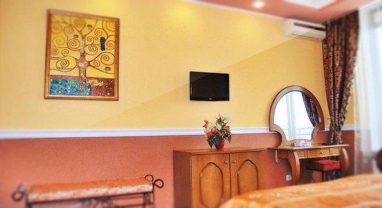 TiSO Apart-hotel: room Klimt style