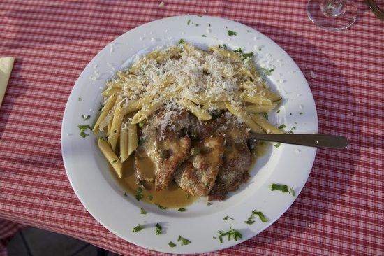 La Pasteria - Kolonaki: Мой заказ ...