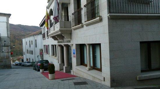 Hospederia Real De Bejar: Hotel excelente, aunque da pena el desayuno.