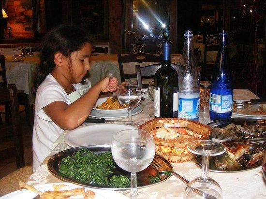 I Tre Fiumi: la cena indimenticabile al tre fiumi 