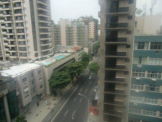 Sofitel Rio de Janeiro Copacabana: Room view