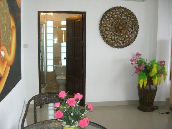 Ban Sua Samui: Bestview Roofterrace