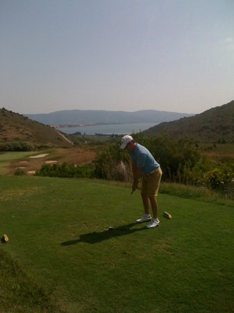 Argentario Golf Resort & Spa: Golf Court