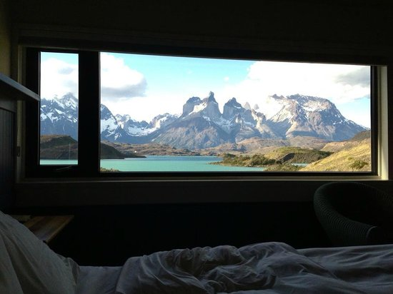 Explora Patagonia - All Inclusive : Room 19 view