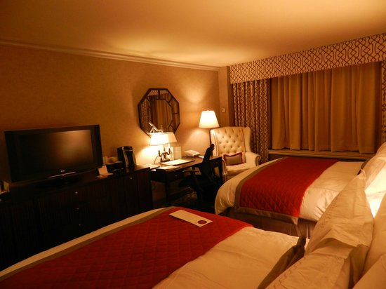 The Madison Washington DC, A Hilton Hotel: Room