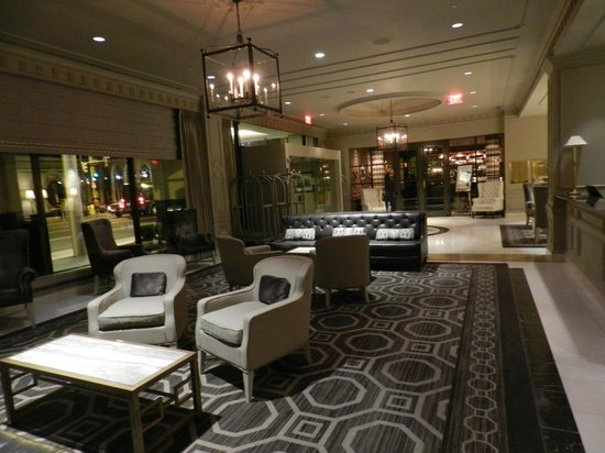 Loews Madison Hotel: Hall