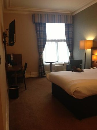 Royal Station Hotel: superior double