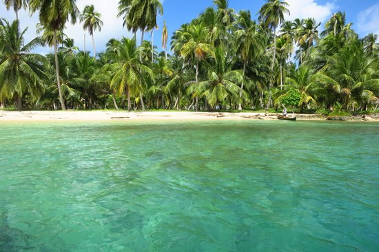 Yandup Island Lodge: These beaches are the reason to travel here
