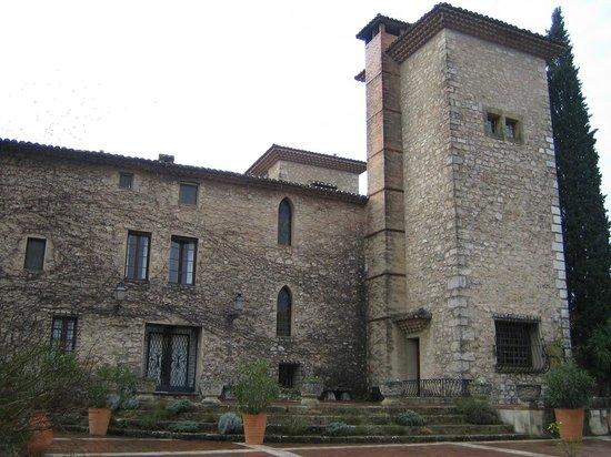 Chateau de Berne: le château