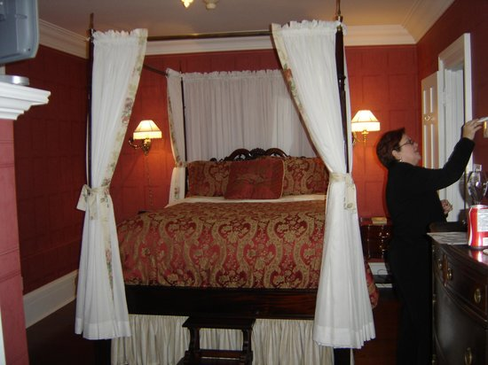 Post House Inn : Mrs Connell Boudoir