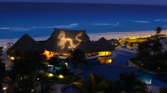 Fiesta Americana Condesa Cancun All Inclusive: View of room 645