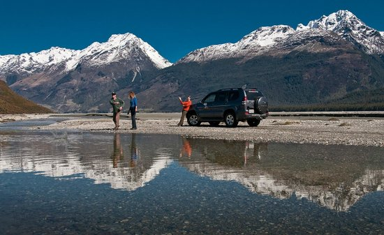 Glenorchy Journeys - Scenic Tours, Guided Walks & Transport