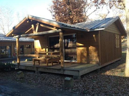 Albirondack Camping Lodge & Spa: il nostro cottage