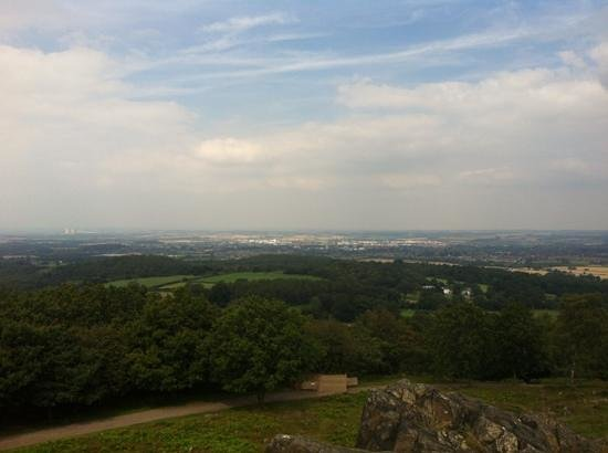 Loughborough, UK: view from the top 2