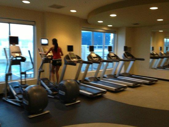 SpringHill Suites Las Vegas Convention Center: Ellipticals, Treadmills