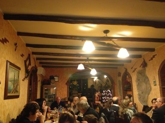 Trattoria Il Vicolo: happy tummies