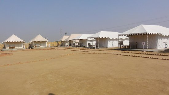 Hotel Rawalkot Jaisalmer: Gateway hotel - the tents