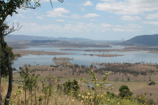 Kilcoy Farmstay: view