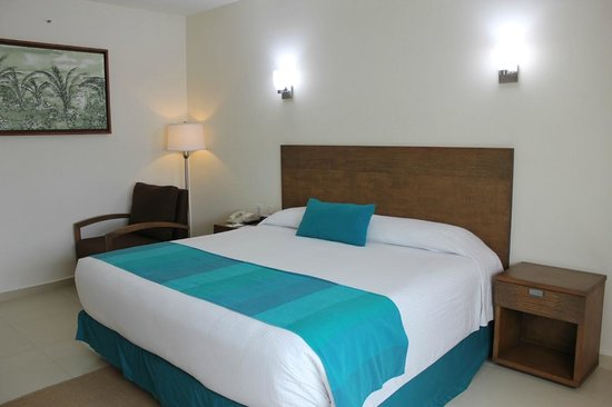 La Venta Inn Hotel : Very functionnal and confortable