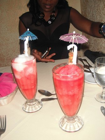 Spring Garden Seafood & Steakhouse: our drinks