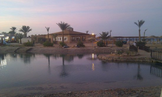 Golden 5 Almas Resort : Aussicht