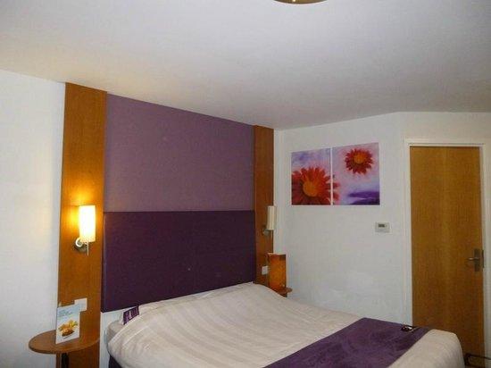 Premier Inn Ross-On-Wye Hotel: Room 127