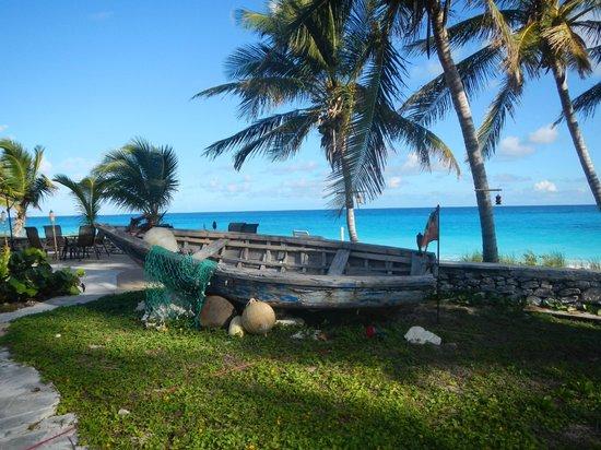 Exuma Palms Hotel: Hotel Boat