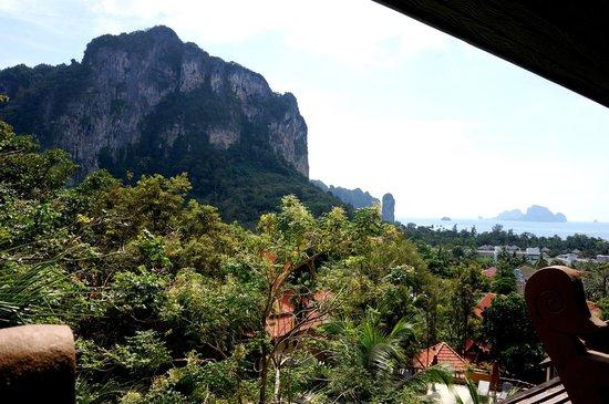 Vogue Resort & Spa Ao Nang: View from the room