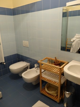 B&B Via Stampatori: Bathroom renovated