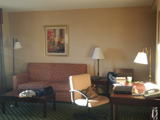 SpringHill Suites Florence: Room