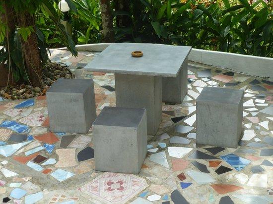 Koh Jum Oonlee Bungalows: Jardins