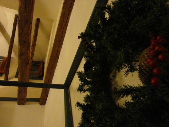 Washington House Inn: Wreath