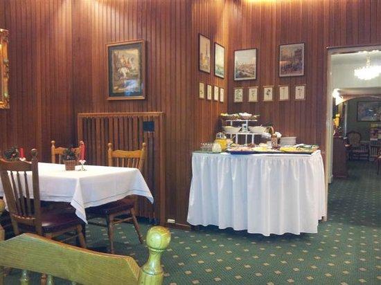 Hotel Stephan: Frühstückbuffet