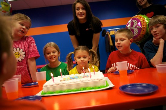 Sky Zone Trampoline Park Columbus: Birthday Parties