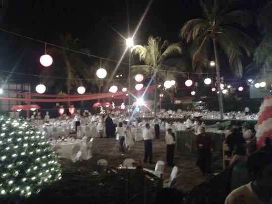 Tesoro Ixtapa: Cena de navidad 2012