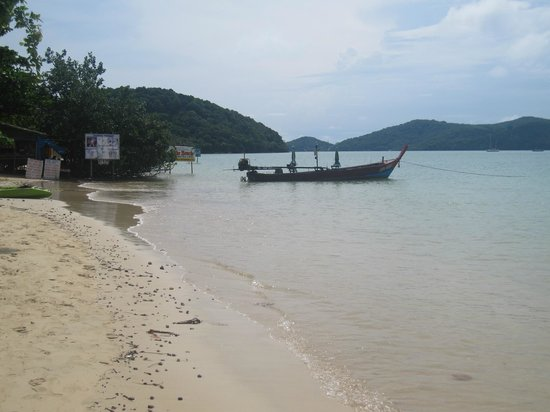 Panwa Beach Resort, Phuket: beach